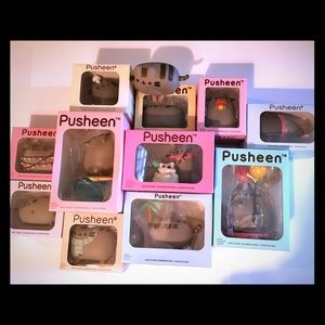 Pusheen Box exclusive figures lot of 12